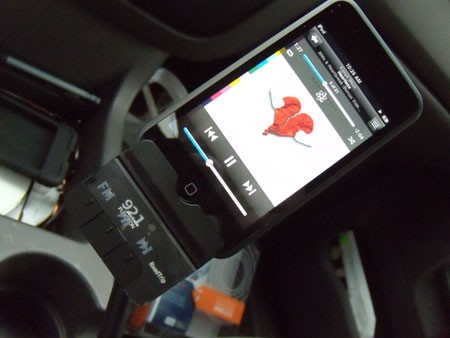 Griffin RoadTrip SmartScan pentru iPhone / iPod