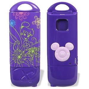 MP3 Disney Mix Stick - TinkerBell