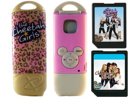 MP3 Disney Mix Stick - Cheetah Girls
