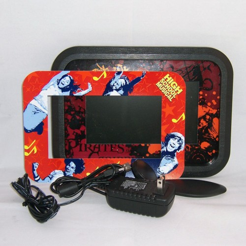 Rama Foto digitala Disney Pix Frame - High School Musical / Pirates of Caribbean - PRET cu DISCOUNT