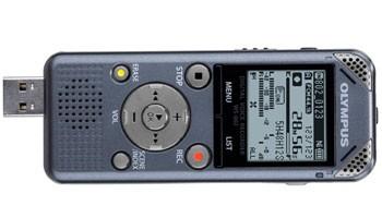 Reportofon profesional stereo Olympus WS-802 grey - PROMOTIE de SEZON