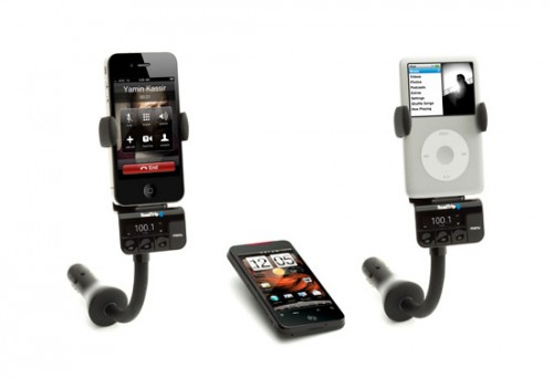Griffin RoadTrip SmartScan HandsFree pentru iPhone / iPod